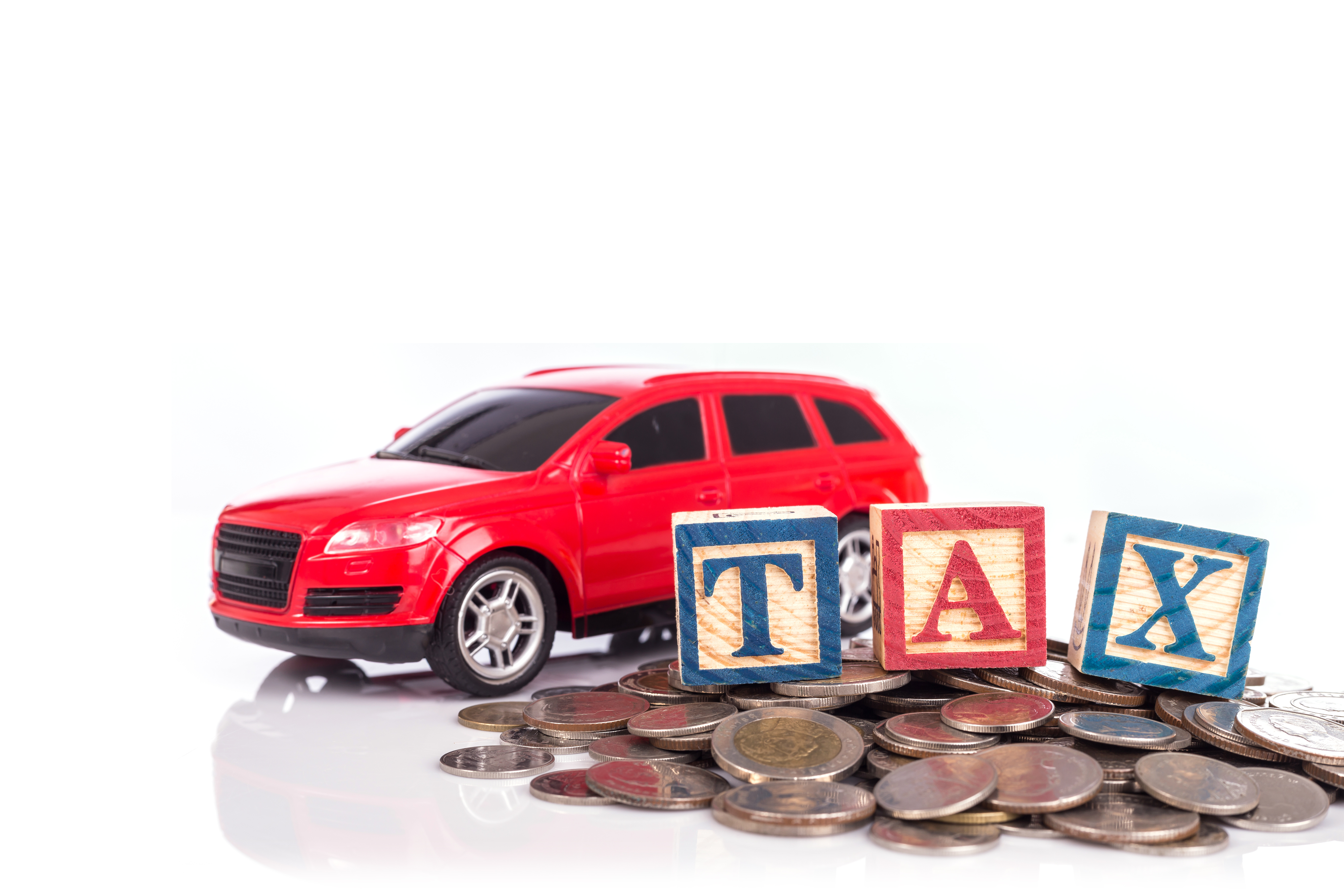 Guess what? Car tax is rising. Again. (Image: Shutterstock)