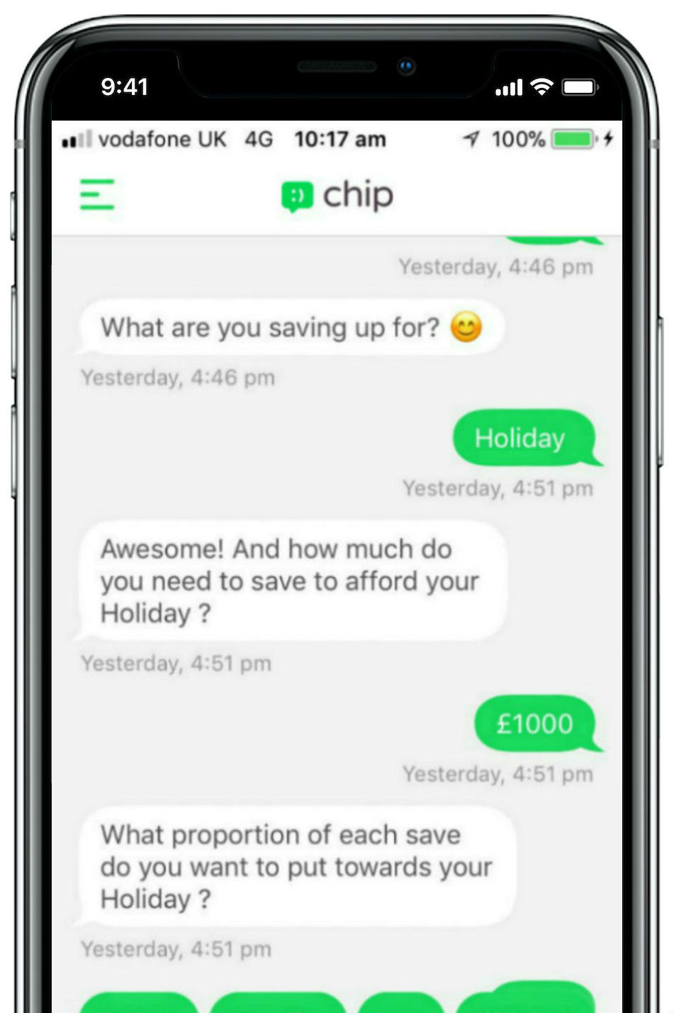 Chip app review: savings rates and bonuses, how to invite