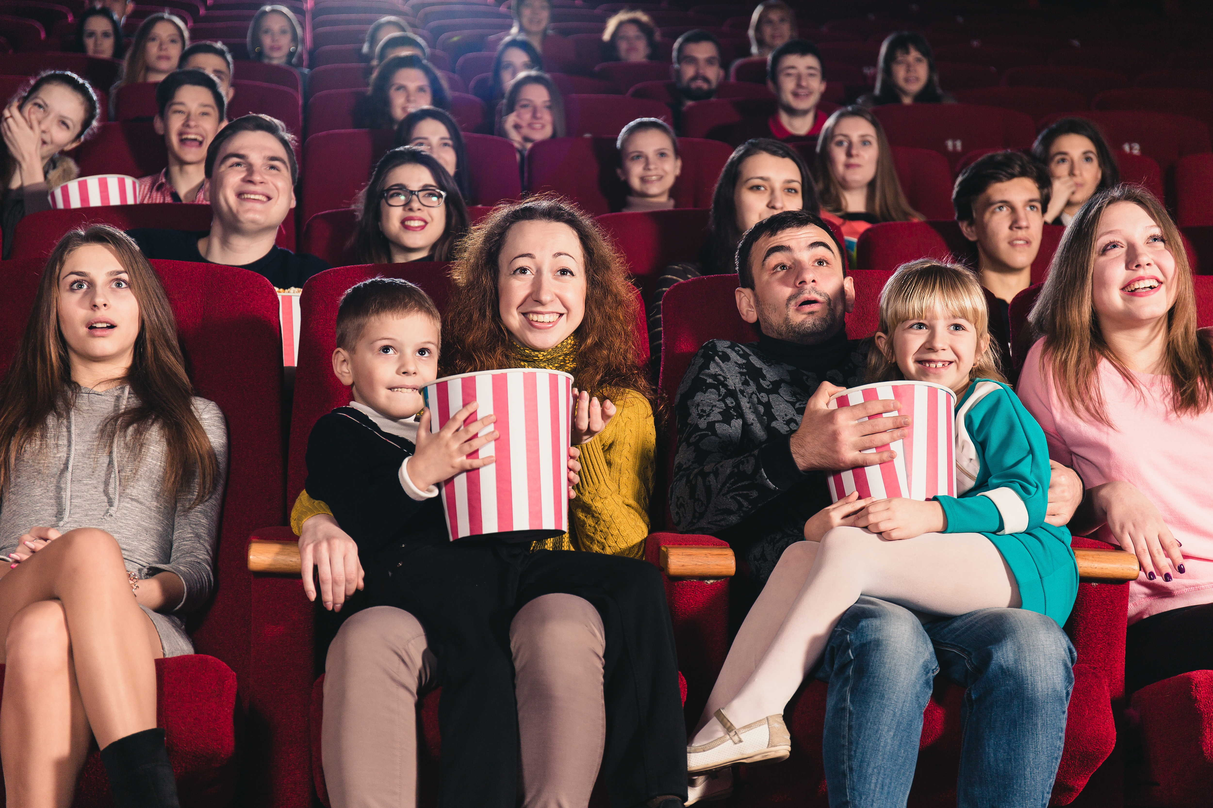 Cheap and free cinema tickets (Image: Shutterstock)
