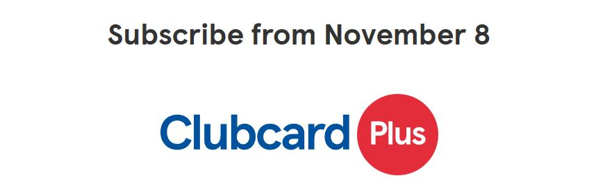 Learn more about Tesco Clubcard Plus (Image: Clubcard - loveMONEY)