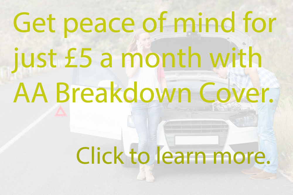 AA breakdown cover quote (Image: Shutterstock - loveMONEY)