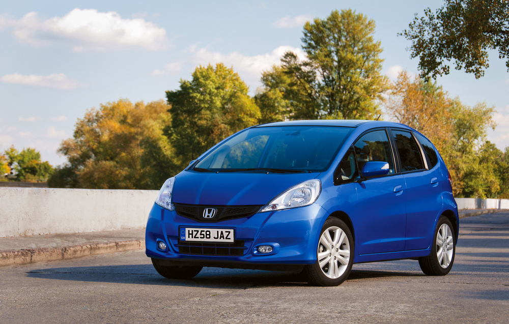 Honda Jazz amongst the most reliable (Image: Shutterstock)