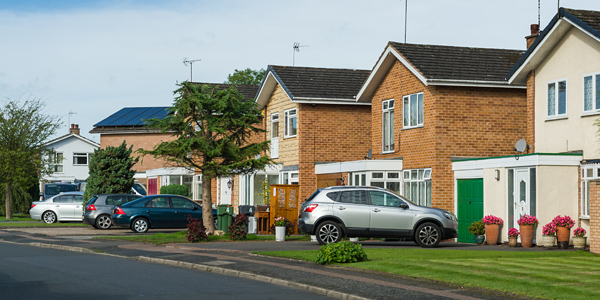 Earn extra cash by renting out your driveway (Image: Shutterstock)