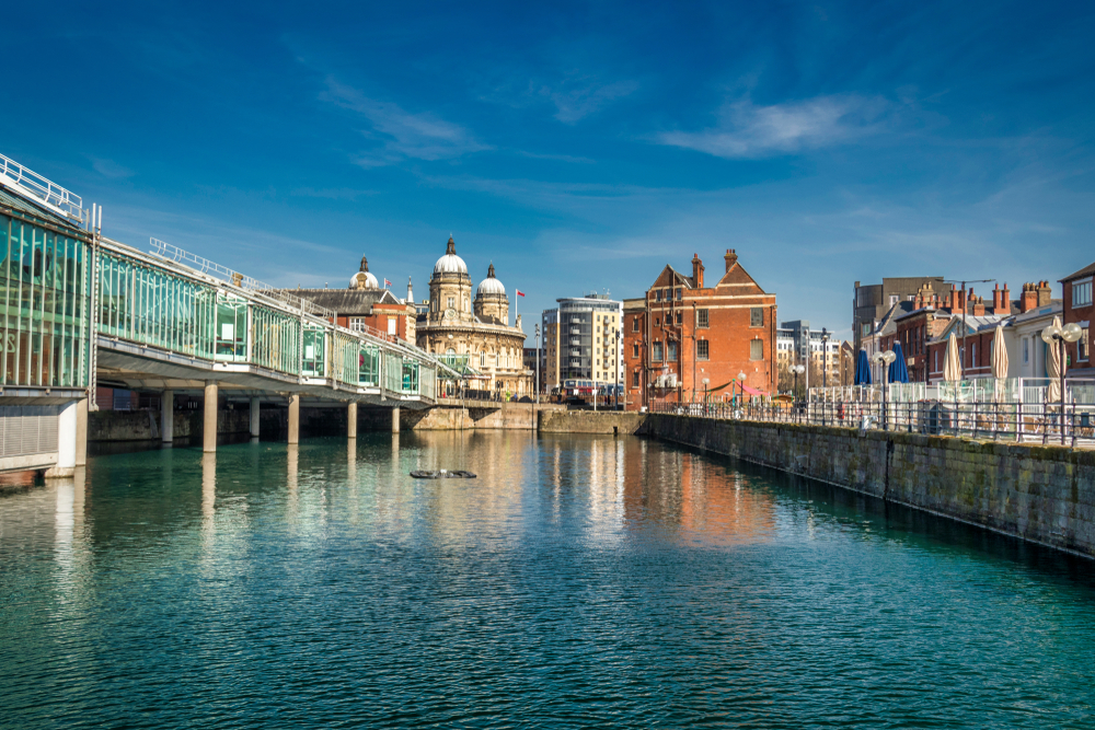 Hull popular with landlords (Image: Shutterstock)