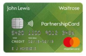 John Lewis & Waitrose Partnership Card. (Image: John Lewis & Partners)