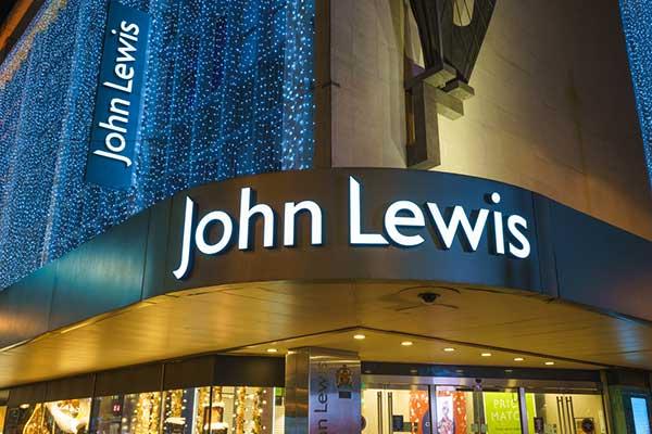 John Lewis at Christmas (Image: Shutterstock/Pajor Pawel)