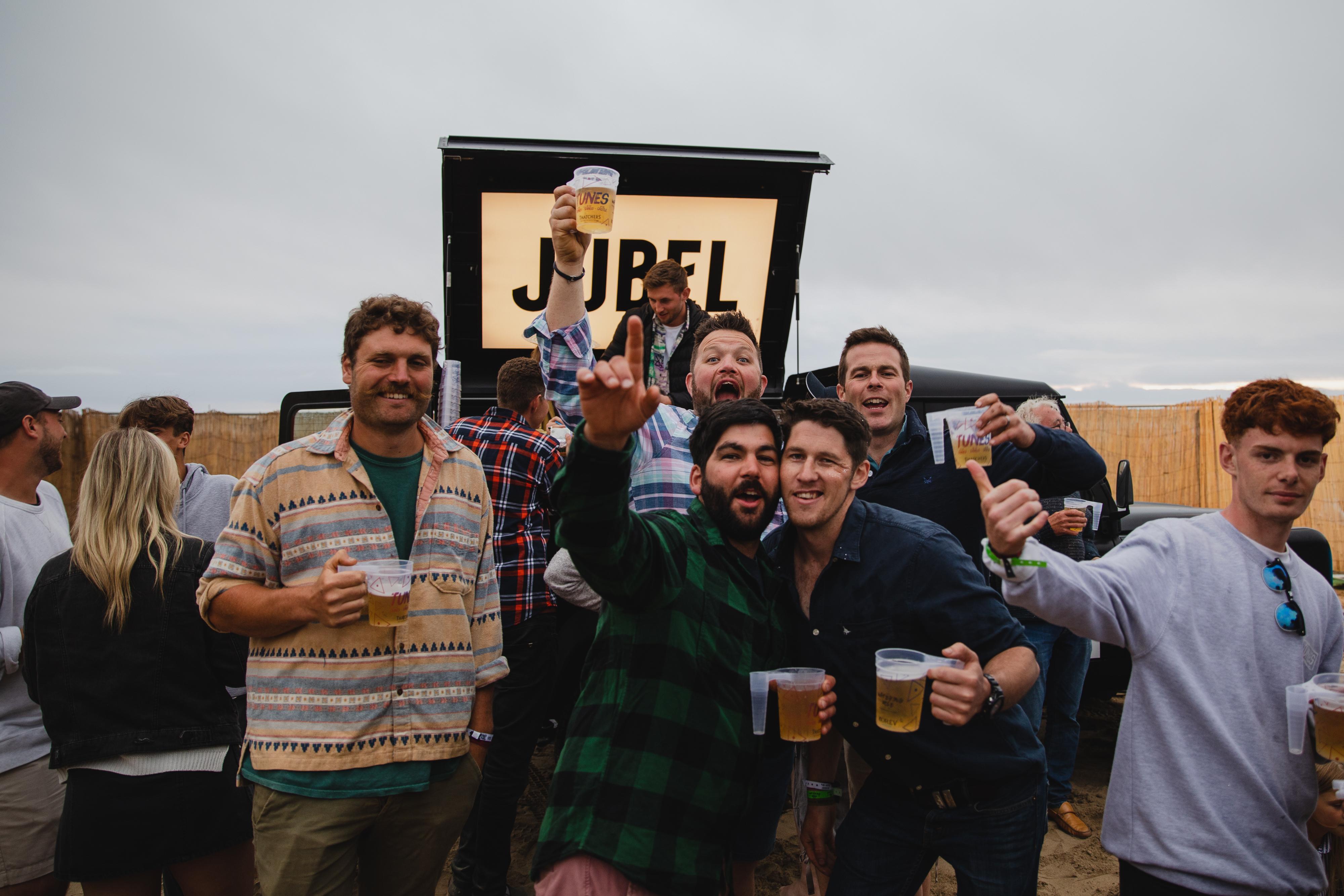 Jubel has grown to nine staff members (Image: Jubel - loveMONEY)