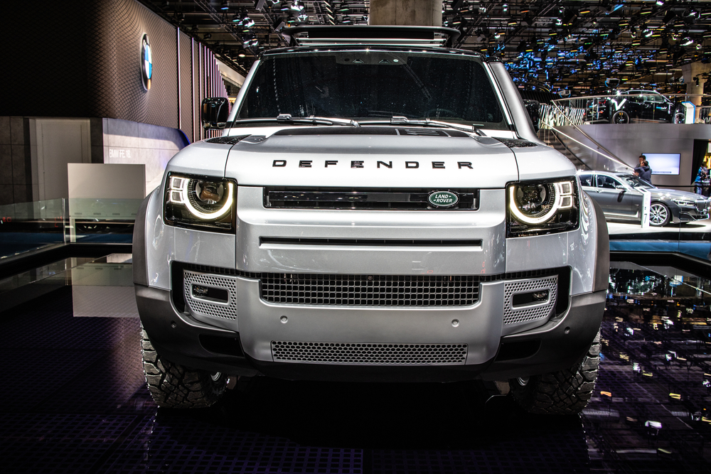 Land Rover Defender ranked one of the safest cars (Image: Shutterstock)