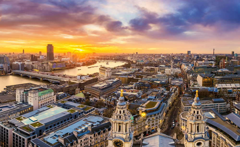 London (Image: Shutterstock)