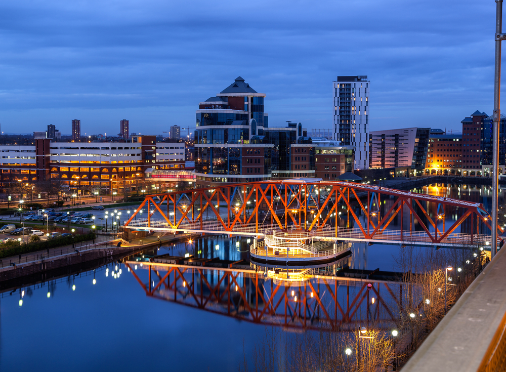 Manchester has long been popular with landlords (Image: Shutterstock)