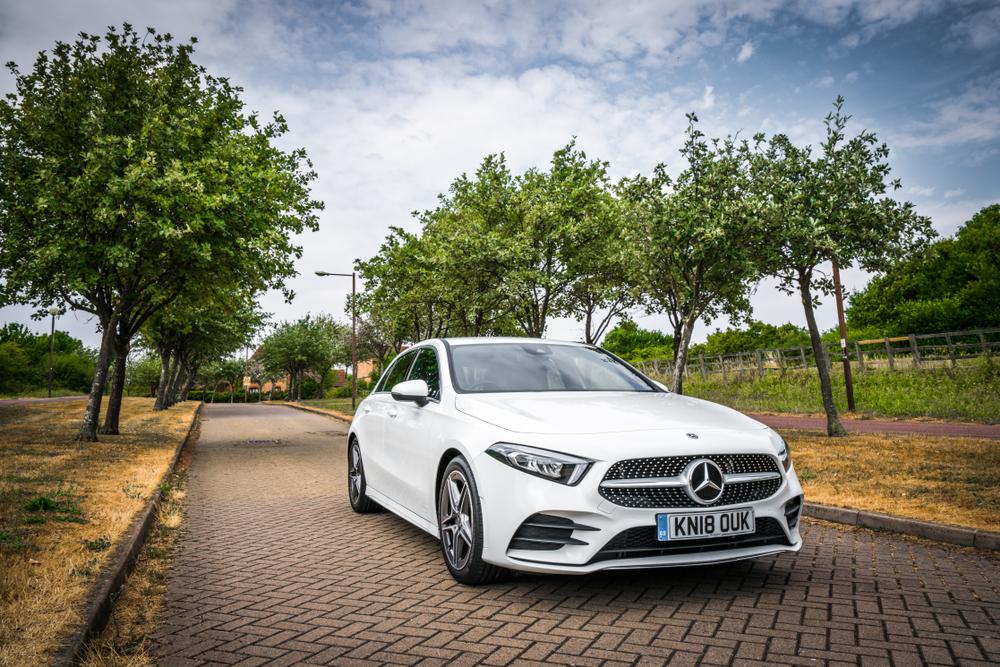 Mercedes A-Class (Image: Shutterstock)