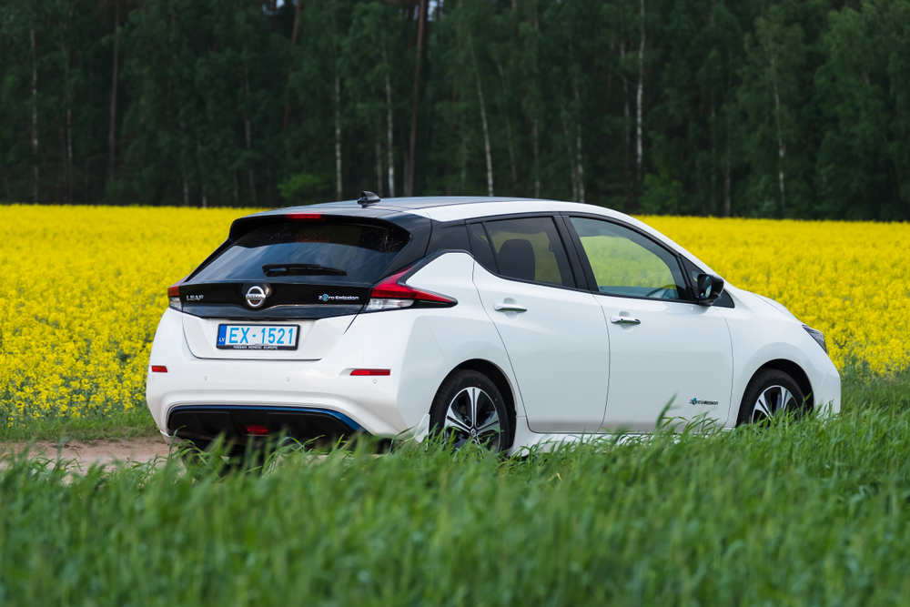 Nissan Leaf is reliable (Image: Shutterstock)