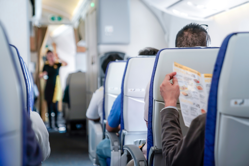 Paying to change seats on a flight is a con (Image: Shutterstock)