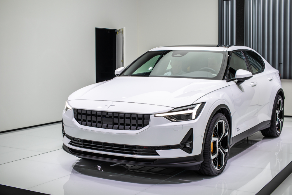 Polestar 2 ranked among the safest cars (Image: Shutterstock)