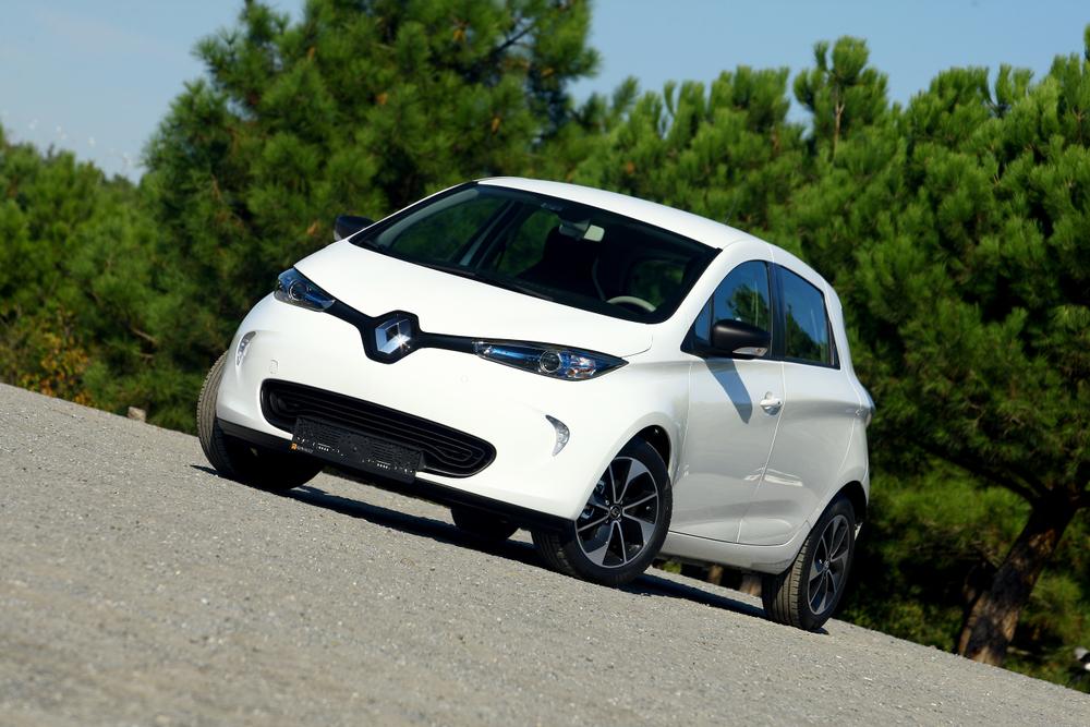 Renault Zoe (Image: Shutterstock)