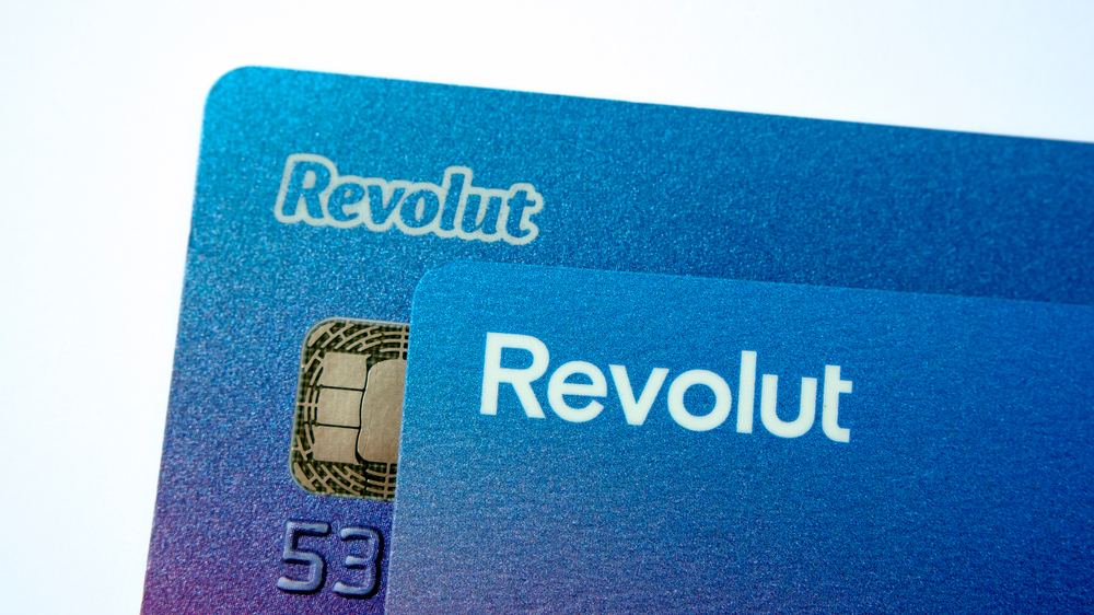 Revolut lets you round up spending as well (Image: Shutterstock)