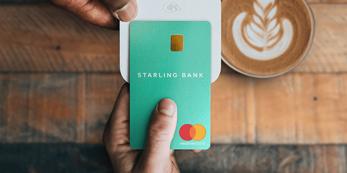 Starling allows you to set spending and saving goals (Image: Starling Bank)