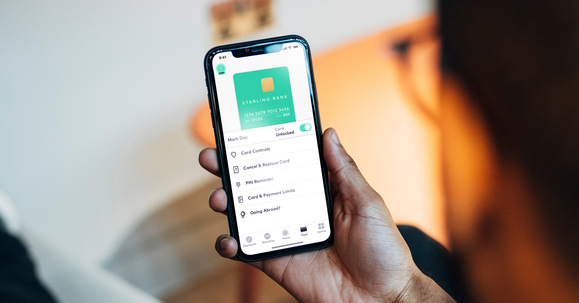 Starling is an app-only bank (Image: Starling Bank)