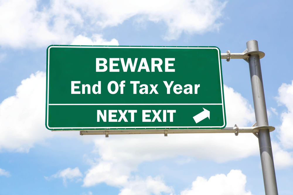Withdraw at the end of the tax year to avoid being overcharged (Image: Shutterstock)
