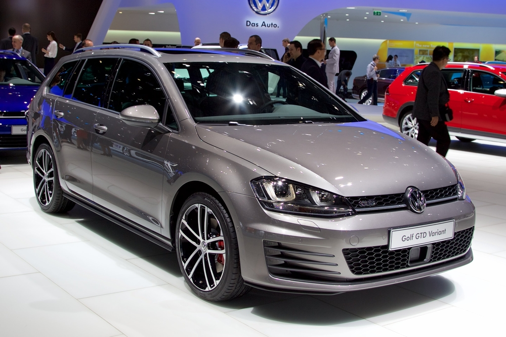 WhatCar? says the VW estate is available for a big discount (Image: Shutterstock)