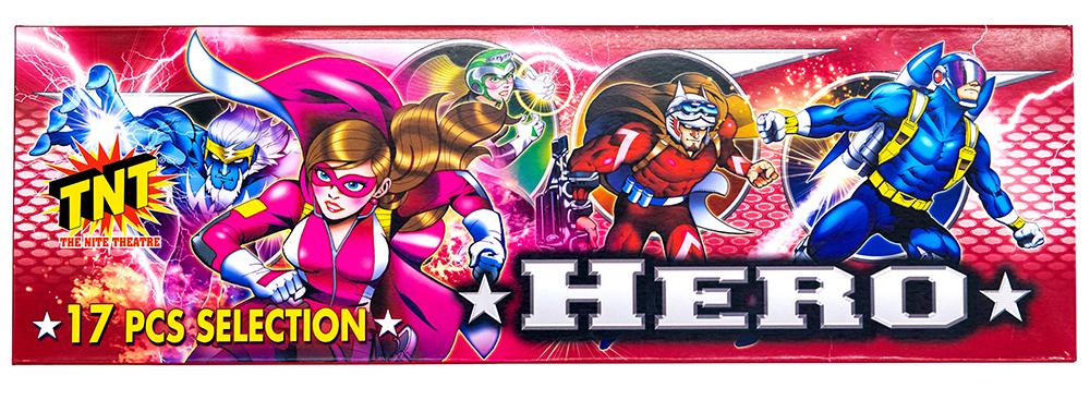 Hero Selection. (Image: Asda)