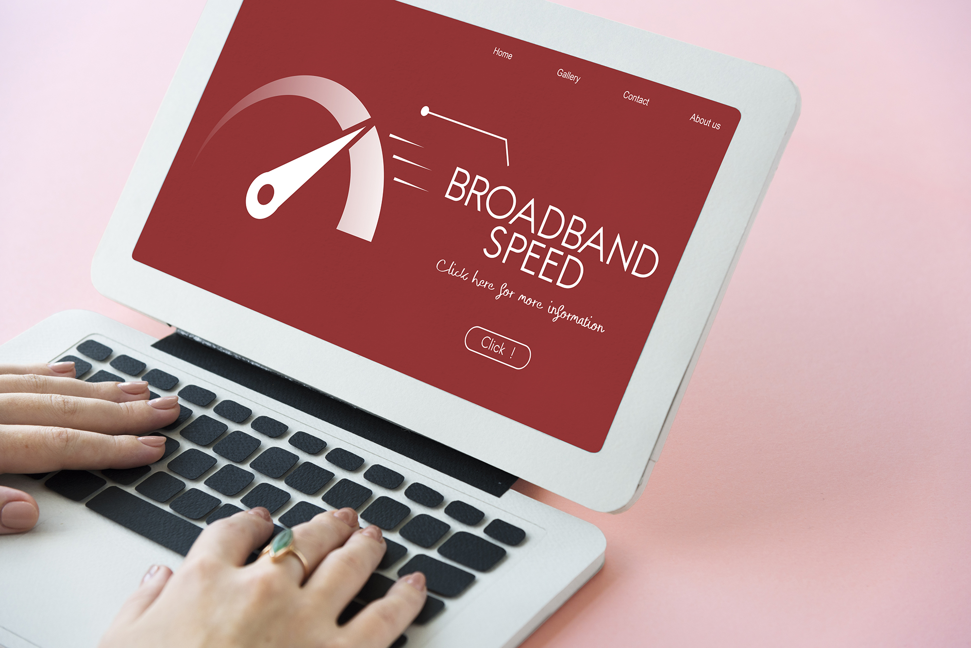 Most and least reliable broadband (Image: Shutterstock)