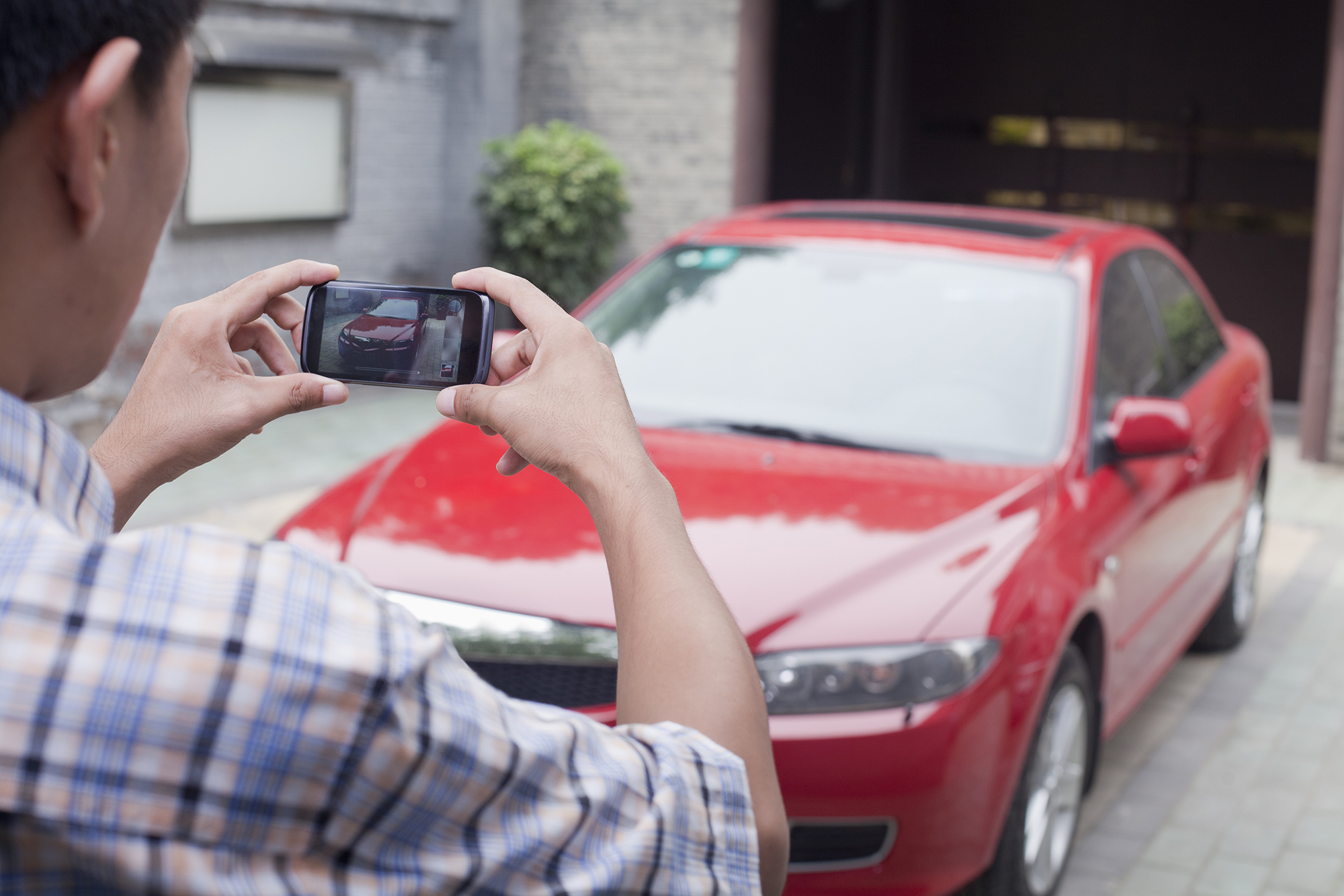 Spend time getting the right photo, according to Motorway (Image: Shutterstock)