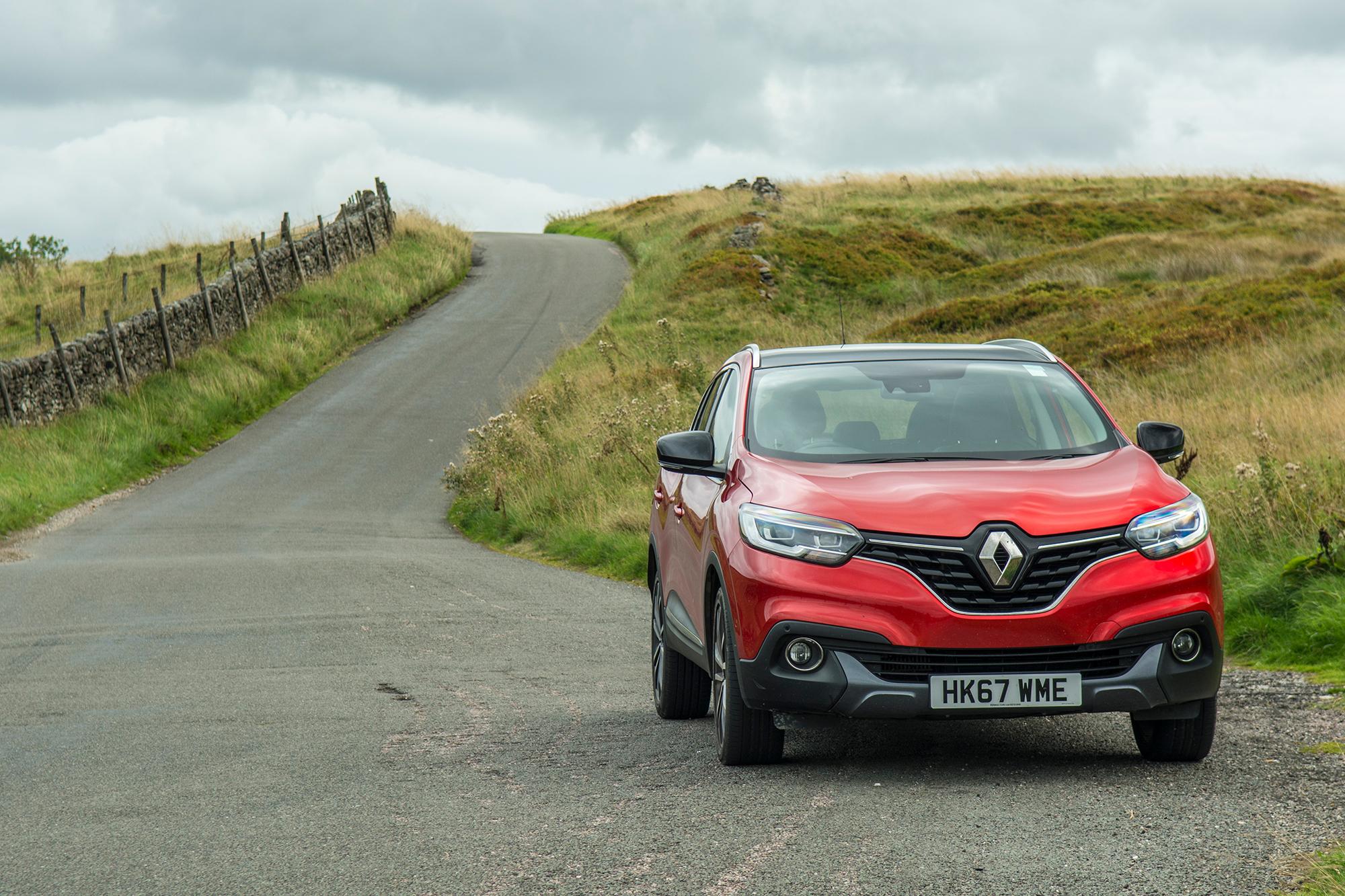 Renault Kadjar. (Image: Willy Barton/Shutterstock)