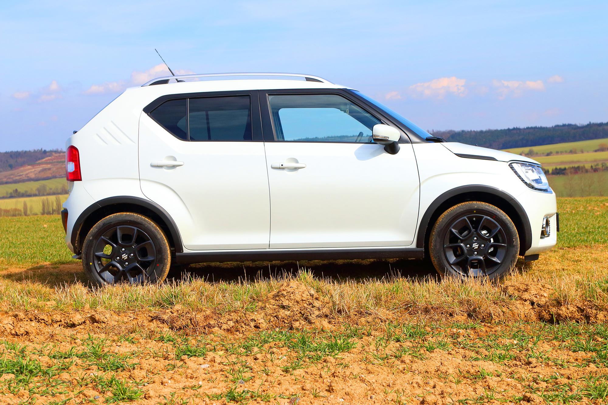 Suzuki Ignis (Image: Kletr/Shutterstock)