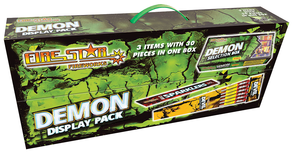 Demon Display pack. (Image: Morrisons)