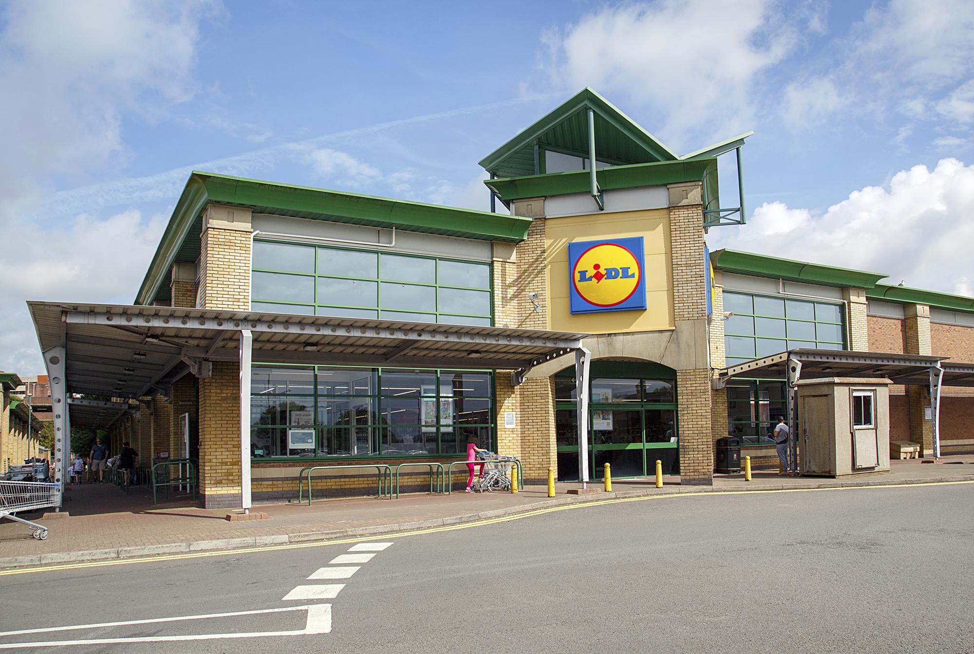 Lidl supermarket. (Image: jax10289/Shutterstock)