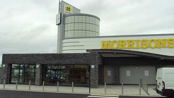 Morrisons shopping restrictions (Image: Shutterstock)