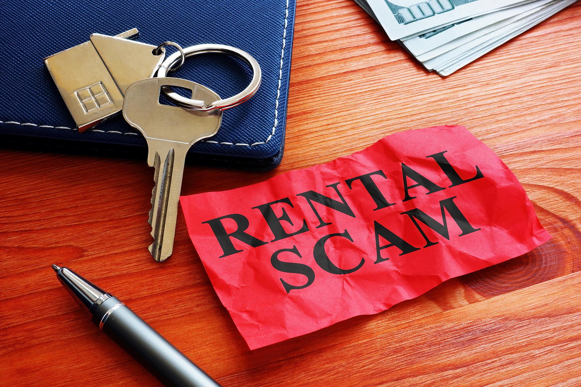 Rental scam warning. (Image: Shutterstock)
