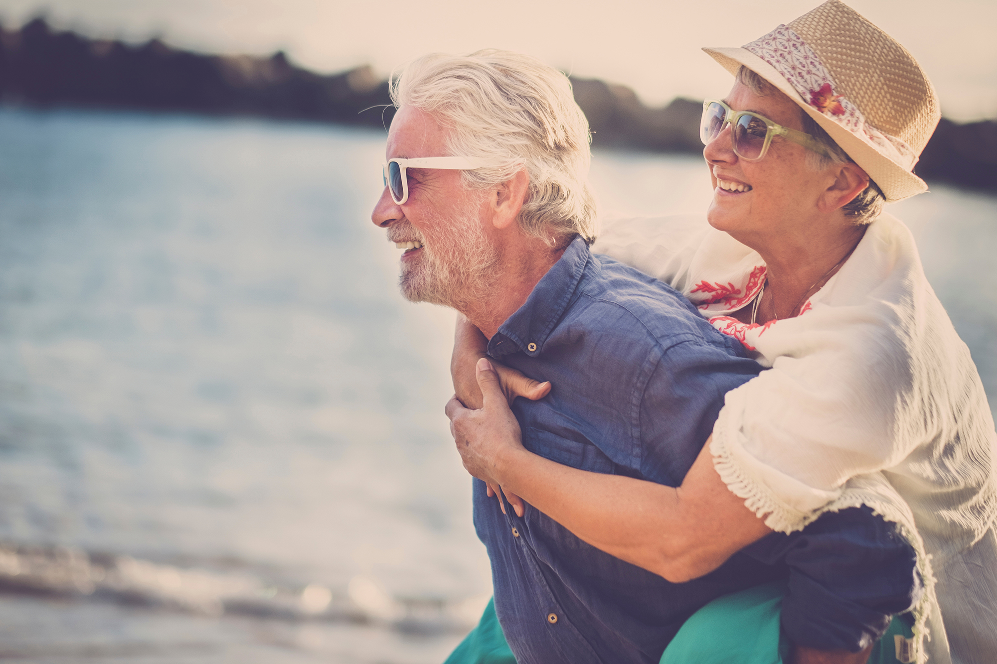 Happy couple during retirement. (Image: Shutterstock)