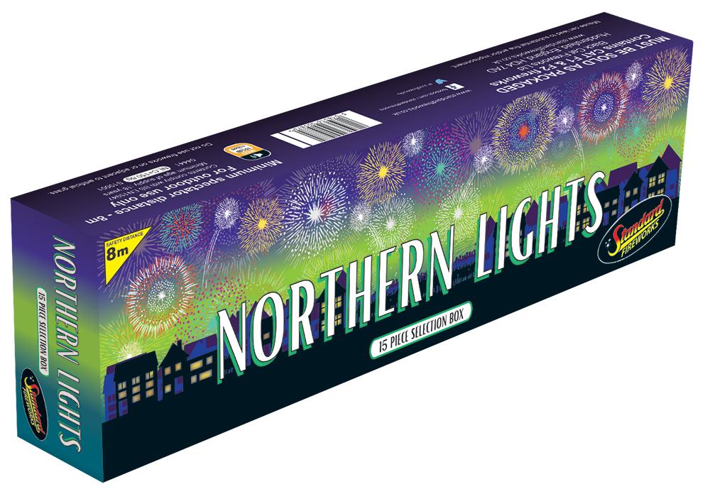 Northern Lights. (Image: Tesco)