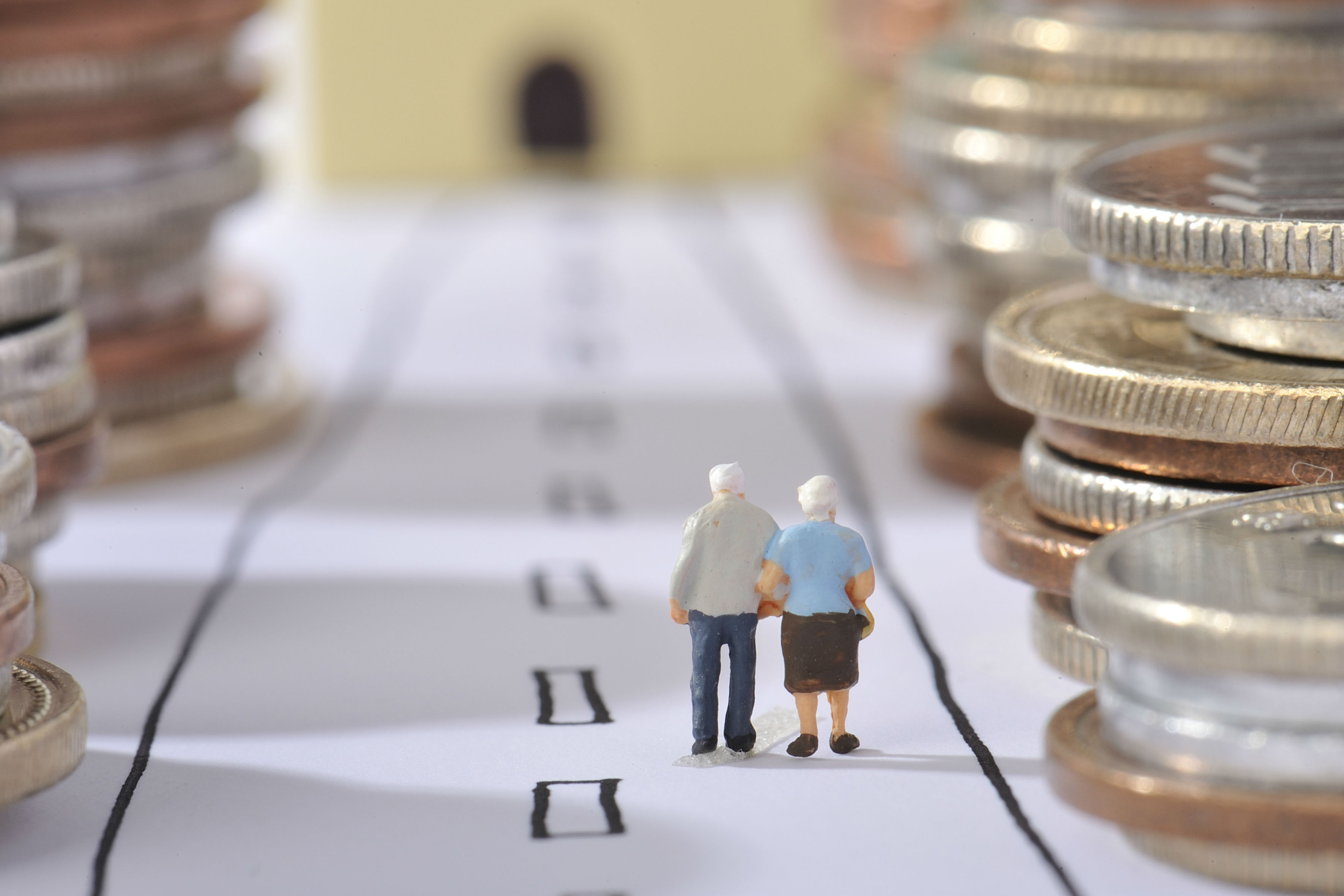 Those aged 55 have big financial decisions to make (image: Shutterstock)
