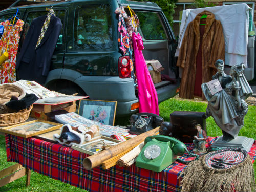 Car Boot Sales Top Tips To Sell Successfully