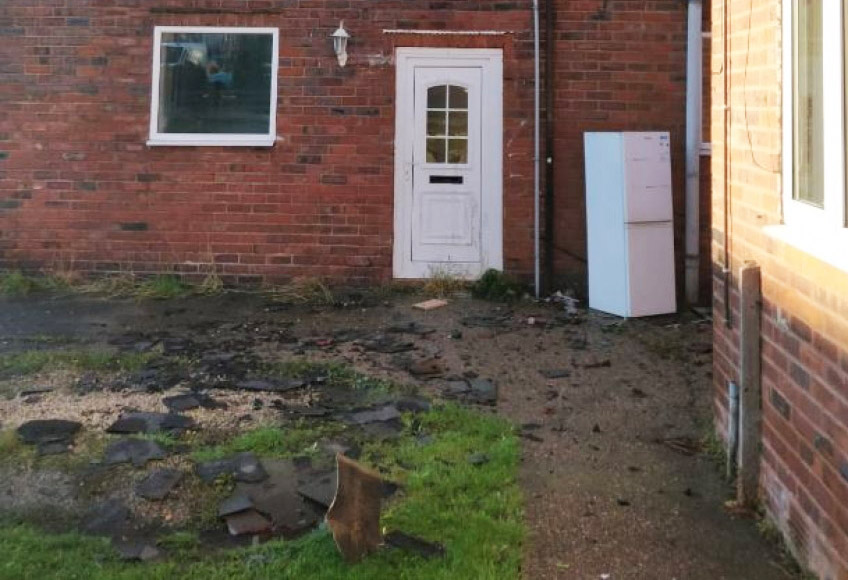 £1 house for sale in Yorkshire
