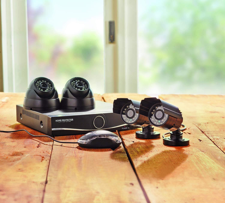 Aldi Specialbuys: Security camera
