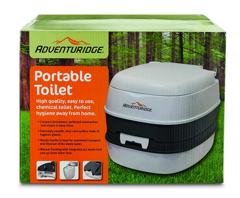 Aldi Specialbuys: Portable toilet