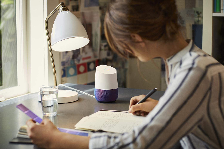 Google Home smart device