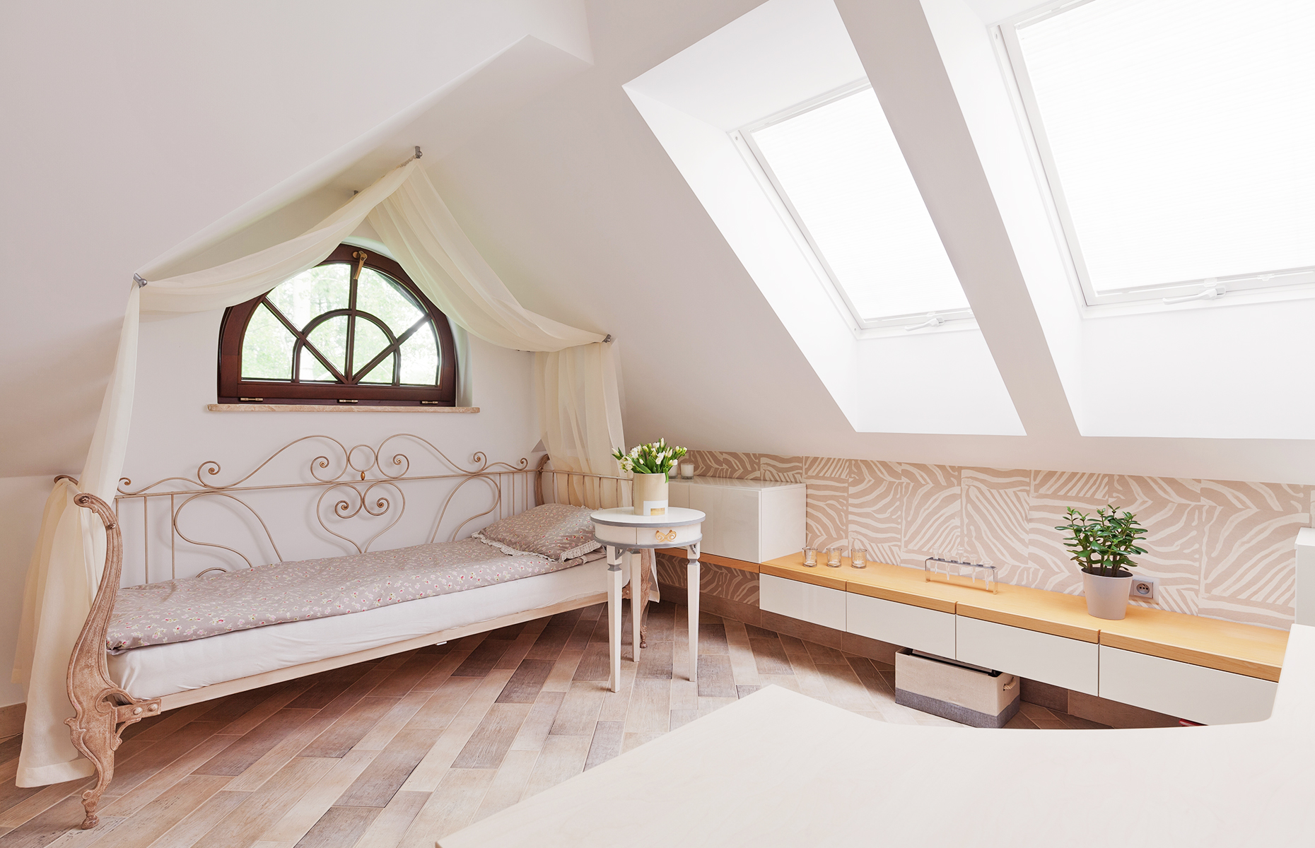 How To Make The Most Of An Awkwardly Shaped Room