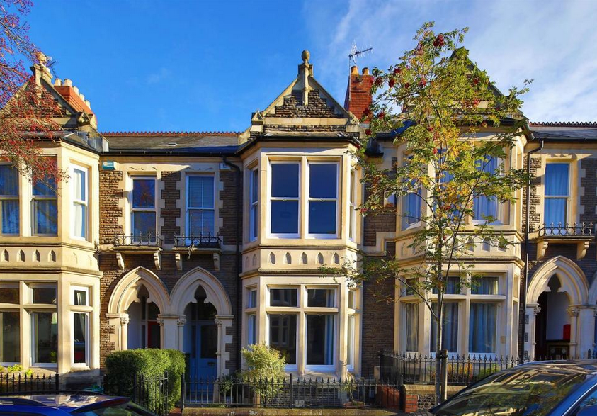 Homes for sale in Cardiff
