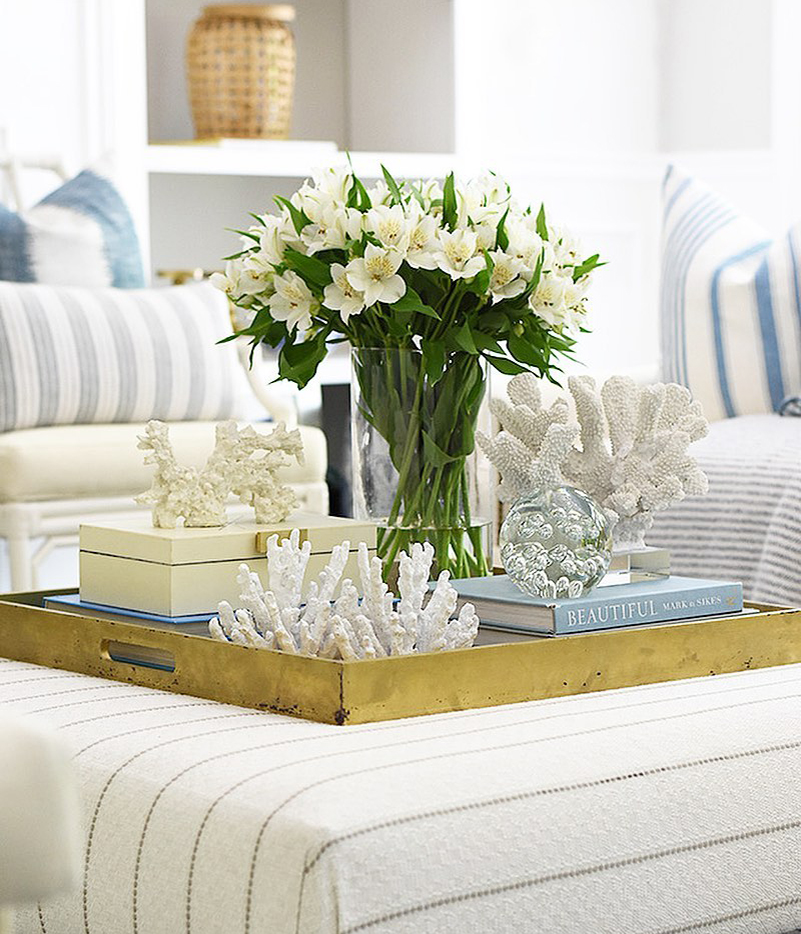 9 Chic Ways To Tackle Your Coffee Table Decor