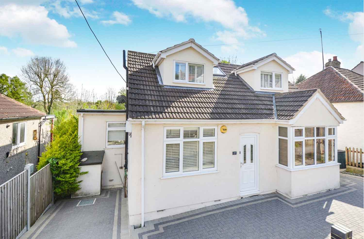 Buy a home of your own in Billericay. This property is on the market for £600,000. Image: Zoopla