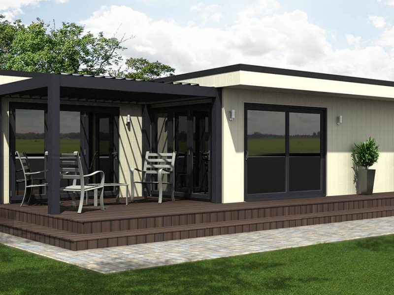 iHus Chatsworth two-bedroom annexe