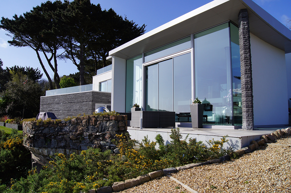 House for sale on the island of Guernsey