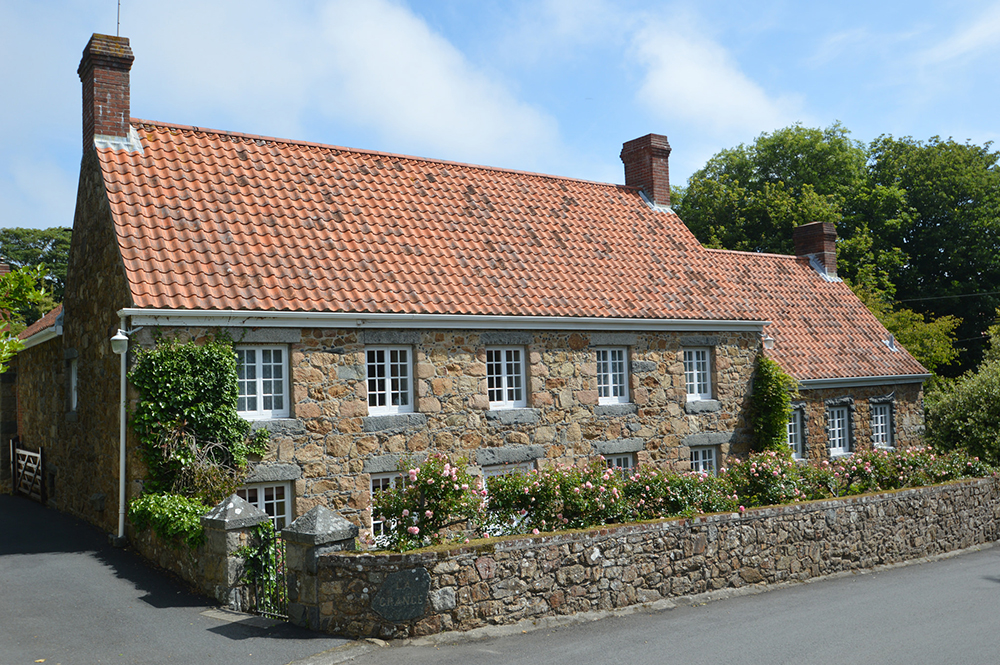 Le Grange, house for sale in Guernsey