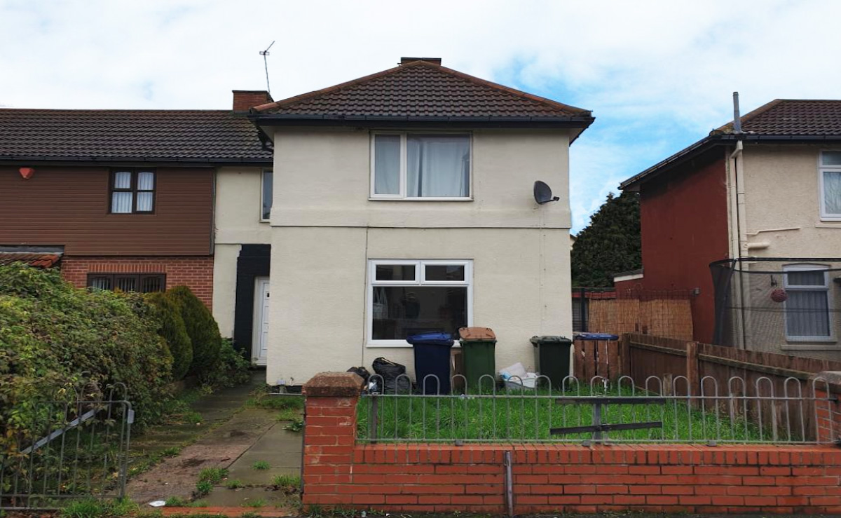 This bargain property could make a wonderful family home. Image: Allsop