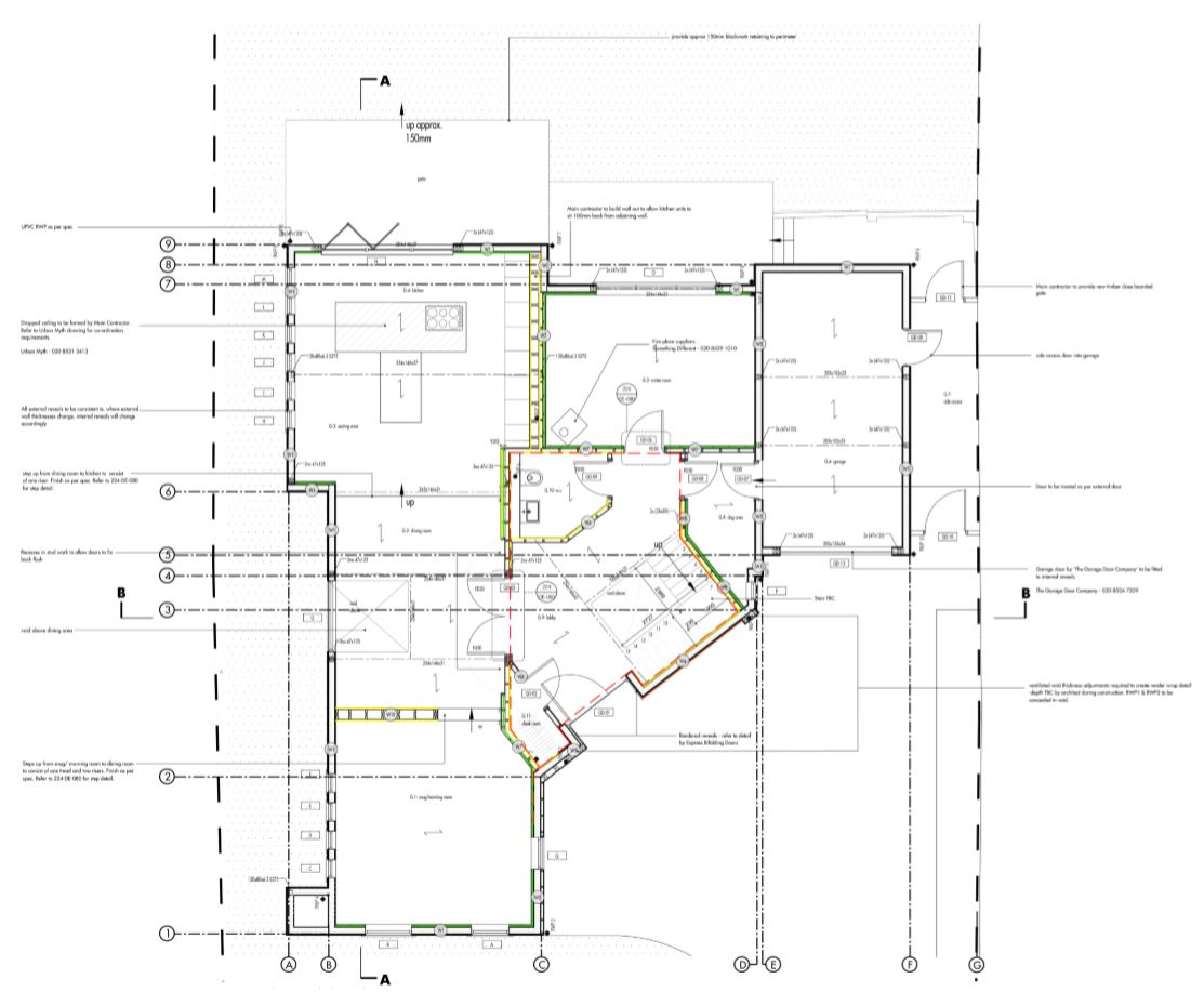 Floor plans - how to design your own home